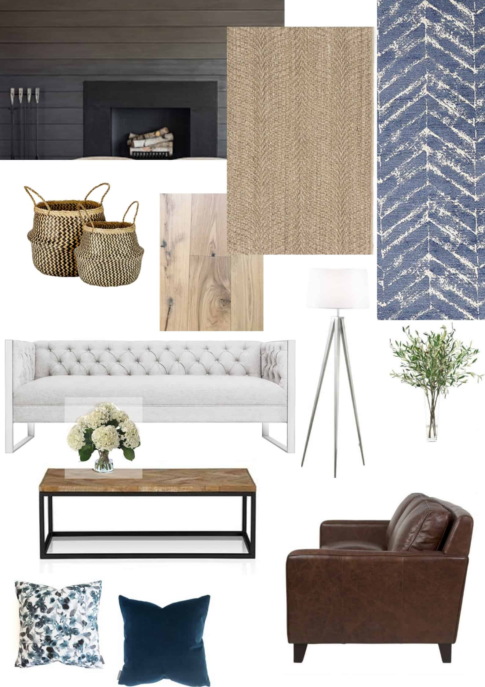 Jaclyn Colville Living Room Design 3