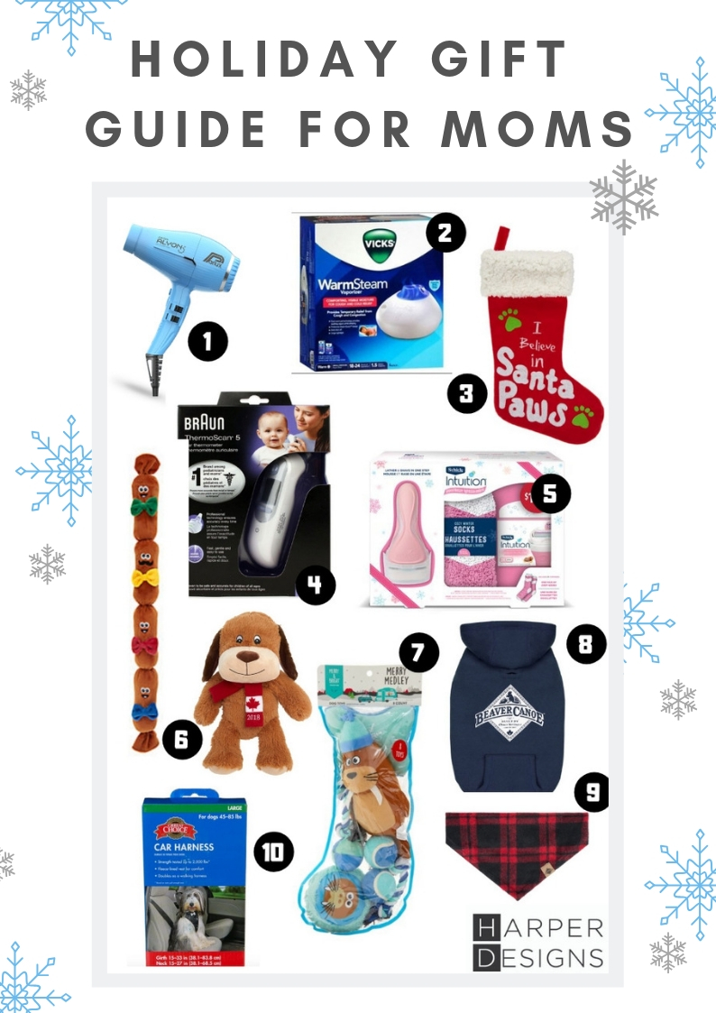 Ultimate Holiday Gift Guide For Moms