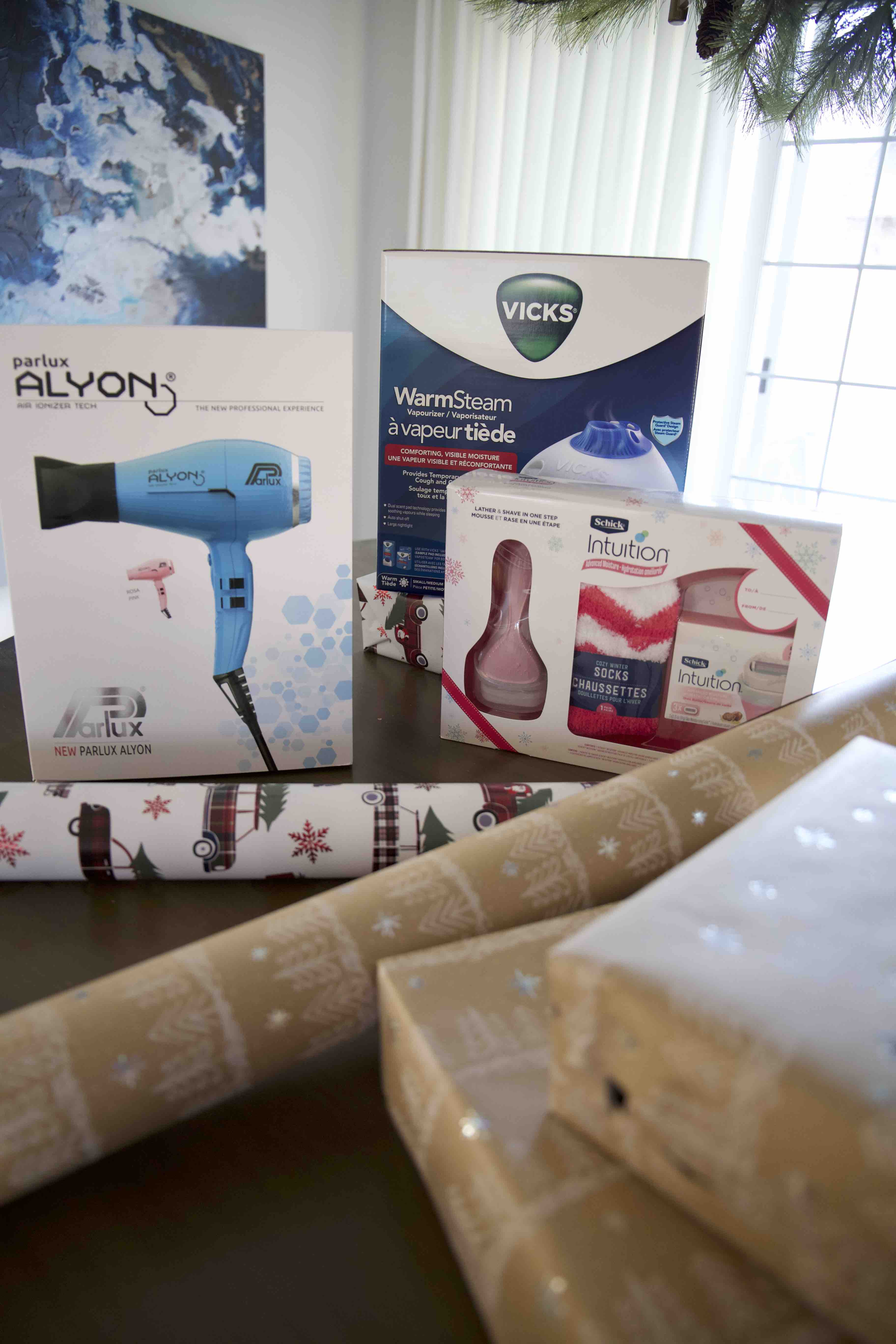 Parlux Hair Dryer - Holiday Gift Guide