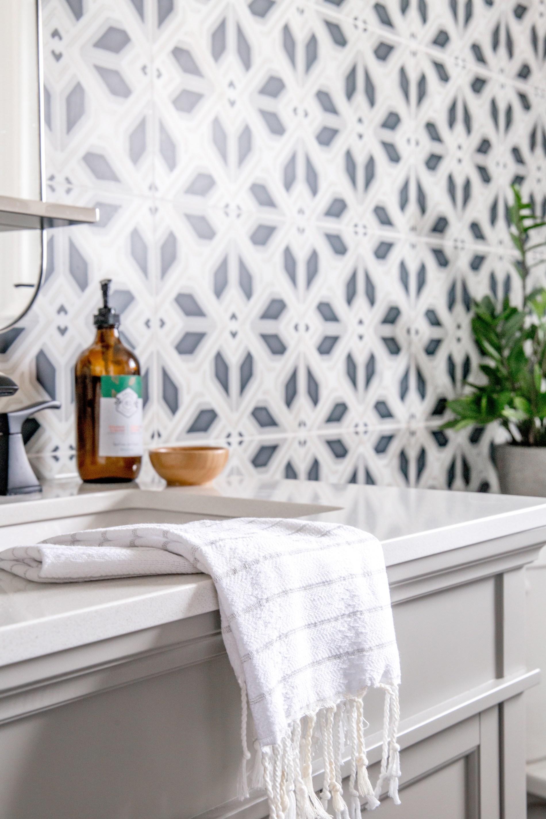 Jaclyn Harper - Harper Designs Master Bathroom Renovation