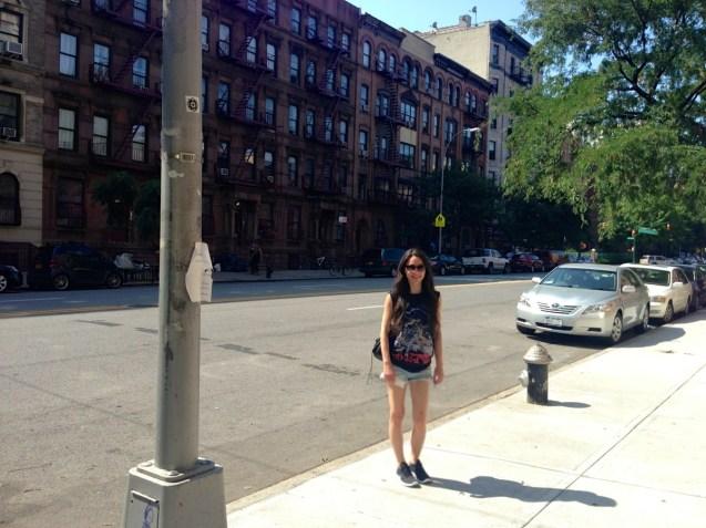 Shay in Harlem