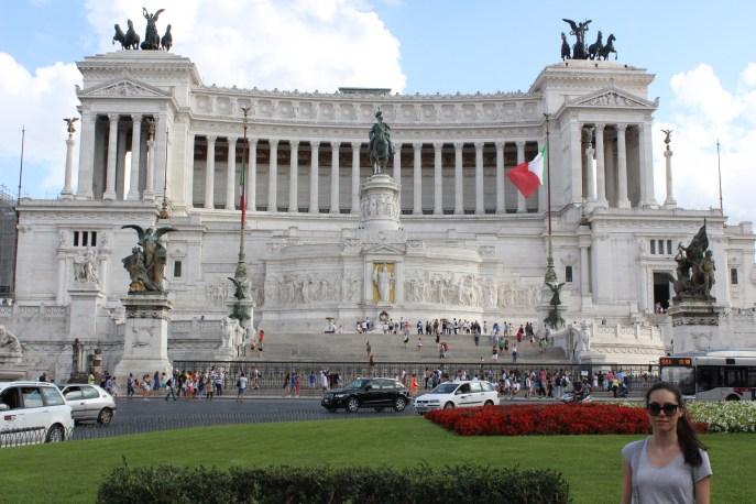 Vittorio Emanuelle Monument