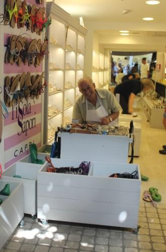 Sandal Maker, Anacapri