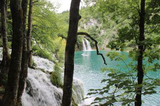 Plitvice Lakes Waterfall, Croatia
