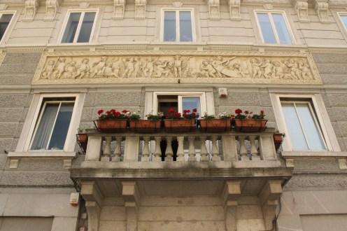 Trieste Balcony
