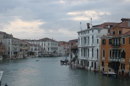 View from Vaporreto on Grand Canal