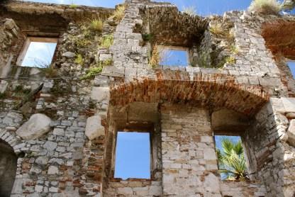 Wall of Palace, Split
