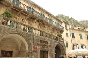 Kotor Once a Palace