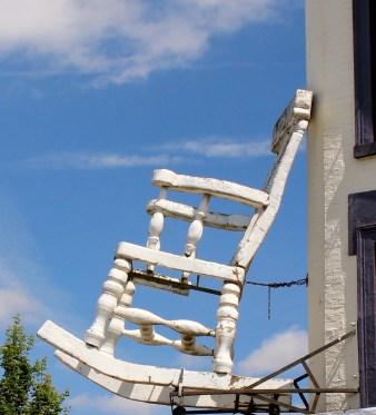 Camden High Street Chair