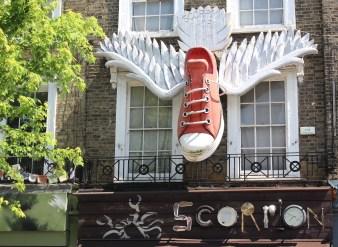 Camden High Street Shoe