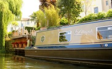 Little Venice Barge