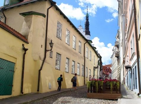 Tallinn Random Street