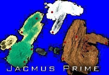 Jacmus Prime World Map
