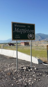 Welcome to Mapleton