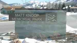 Matt Knoop Memorial Park
