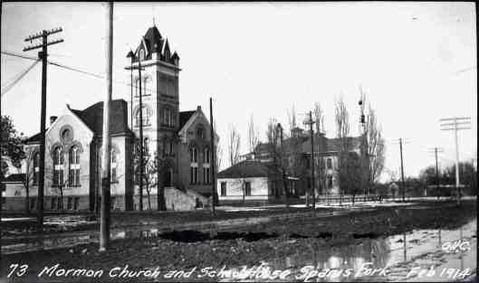Thurber school 1914
