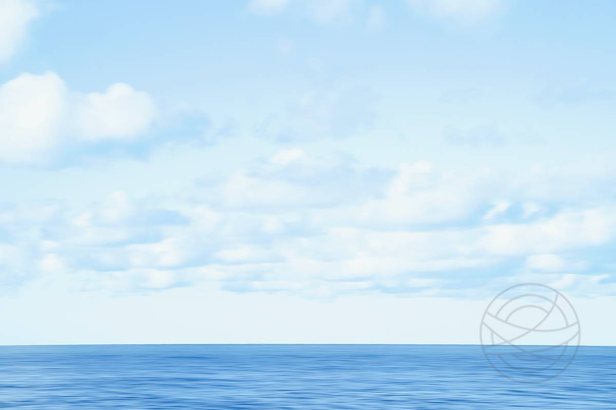 New Day - Abstract realistic fine art seascape photography by Jacob Berghoef