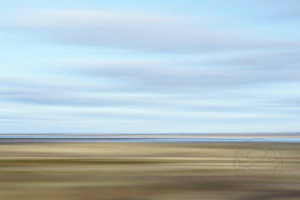 Loneliness Of The Mind - Abstract realistic fine art landscape photography by Jacob Berghoef