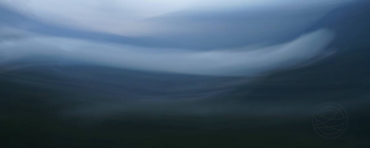 Spirit Of The Valley - Abstract realistic fine art mountain landscape photography by Jacob Berghoef