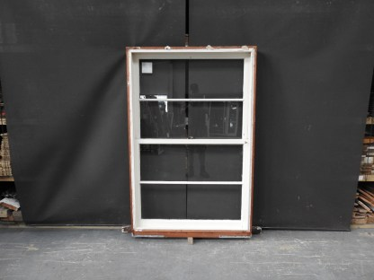 Wooden Double-Hung Window - Spring Type