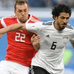ロシアがエジプトを下し2連勝を獲得!モハメド・サラーを抑えたことが勝因!