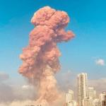 レバノンで大爆発!衝撃の映像と原因は?