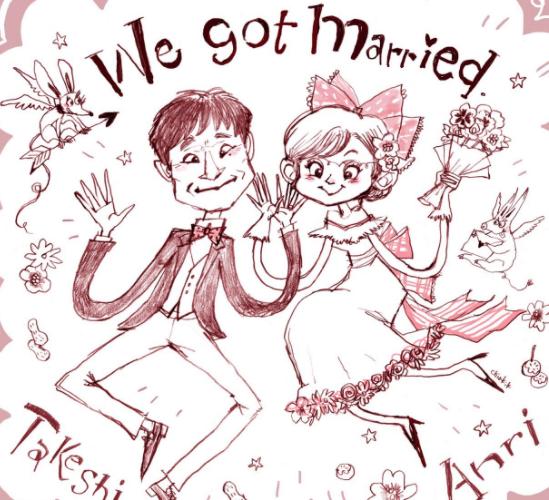 (なだぎ武)渡邊安理(わたなべあんり)が結婚!かわいい顔画像やプロフィールや経歴は?