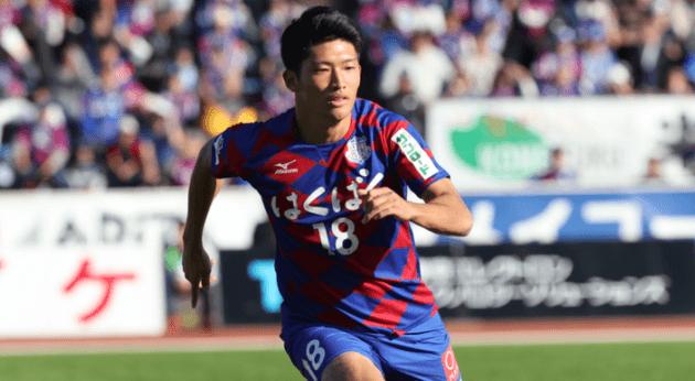 (画像)サッカー選手、道渕諒平の年俸は?イケメン画像やプロフィールを紹介!