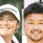 柔道家、小林悠輔がプロゴルファー渡邉彩香と結婚!二人の馴れ初めは?
