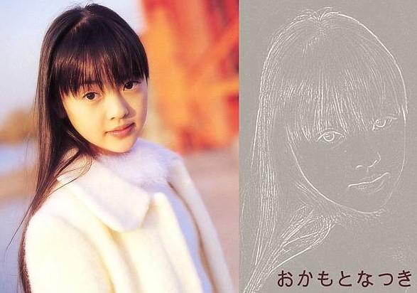 (顔画像)岡本奈月がかわいい!インスタ画像、プロフィールや経歴!
