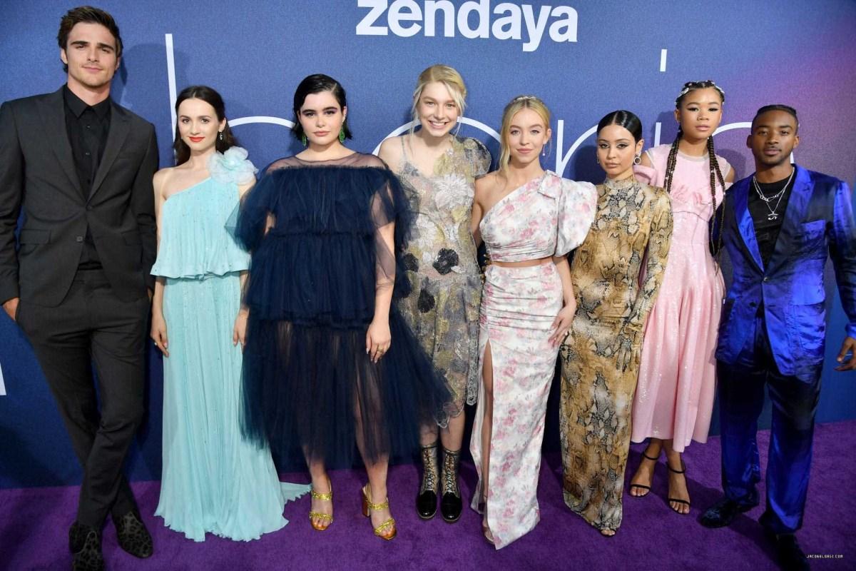 Photos: 'Euphoria' LA Premiere