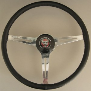 Bristol Steering Wheel - Bristol Badge