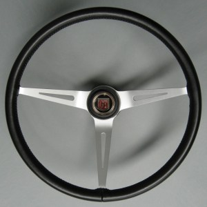 Ford Cortina GT Steering Wheel