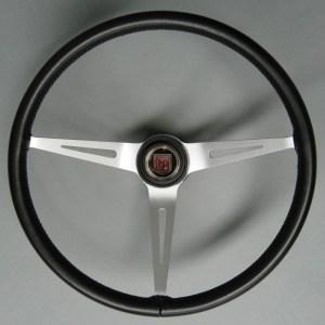 Ford Cortina GT Steering Wheel