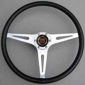 Ford Cortina Mk1 GT Steering wheel