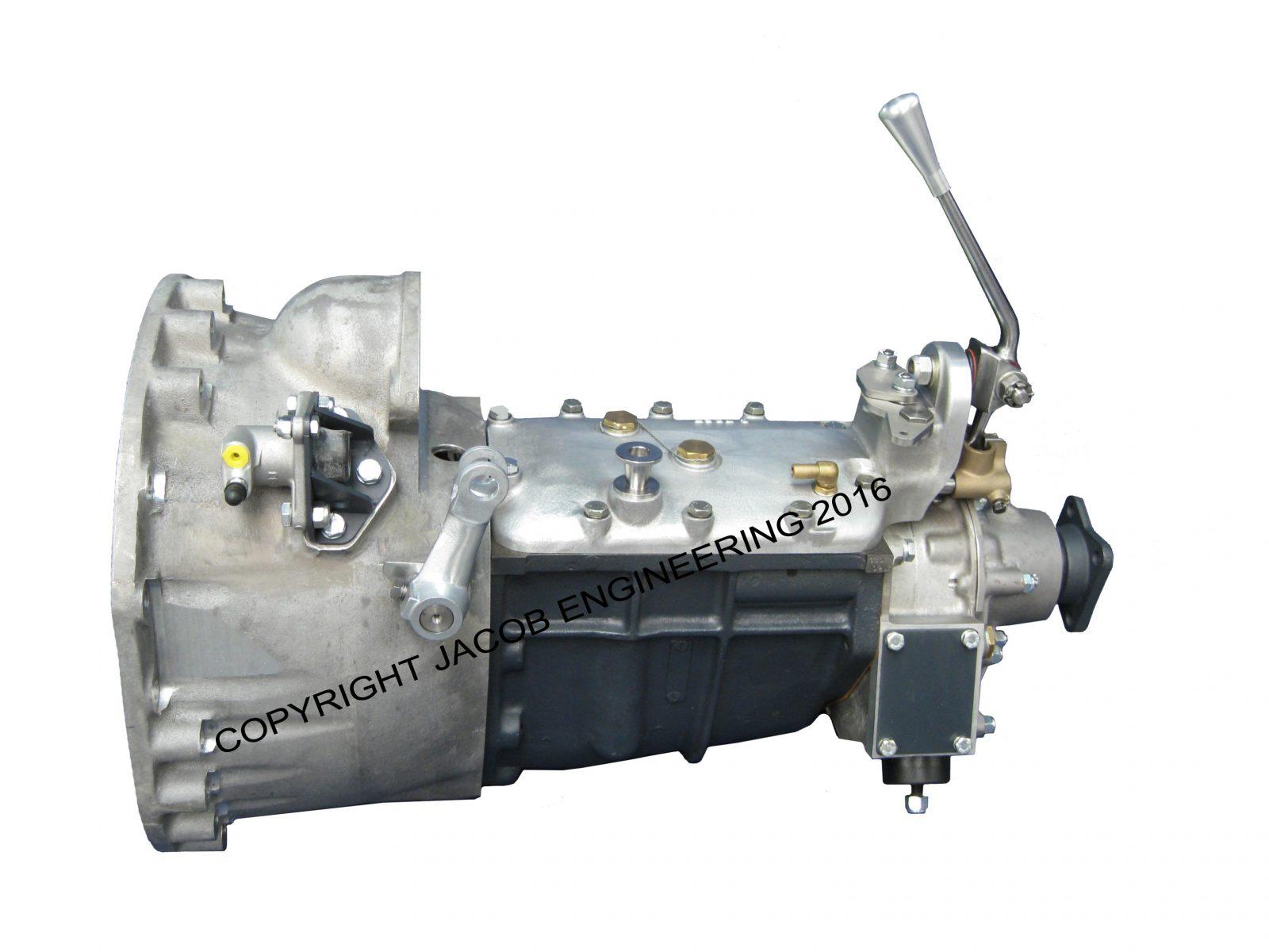 D Type Gearbox to fit Jaguar XKDJaguar D Type Gearbox Gear Box |