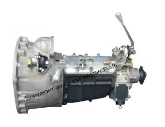 Jaguar D Type Gearbox