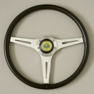 Lotus Elan 26R Works Competition Springall Steering Wheel