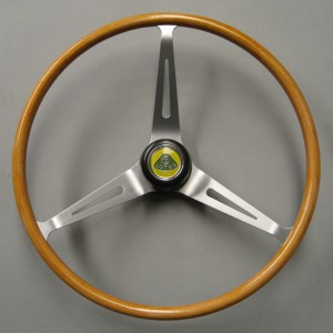 Lotus Elan Studded Steering Wheel