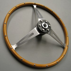 Lotus Elan Studded Steering wheel & boss