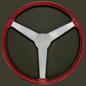 Lotus 6 Lotus Mk VI VW Derrington Designed 3 equal spoke Steering wheel