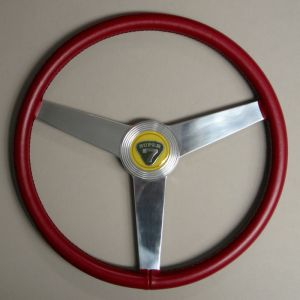 Westfield Steering wheel, Caterham Steering Wheel, Super Seven Steering Wheel badge