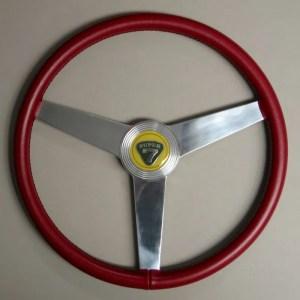 Westfield Steering wheel, Caterham Steering Wheel, Super Seven Steering Wheel badge
