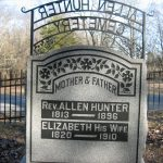 Allen Hunter Cemetery