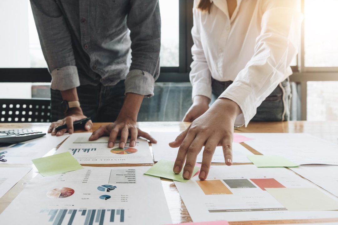 financial header - Insights