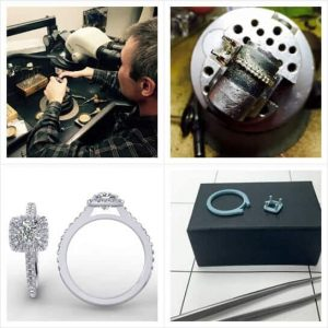 jewellery manufacturing process