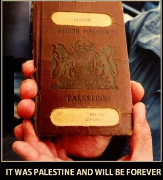 PalestinePassport