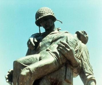 Liberation Monument, Liberty State Park, N.J., by Nathan Rapoport