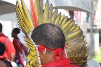 caifesta XI - suriname indigenous people at fort zeelandia (1)