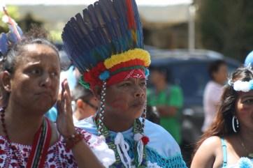 caifesta XI - suriname indigenous people at fort zeelandia (12)
